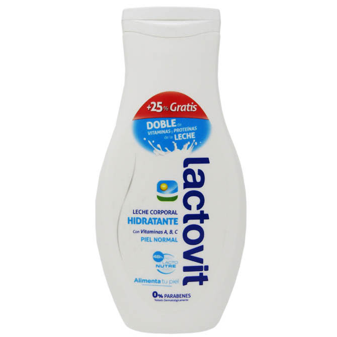 LACTOVIT BODY LOTION NORMAL 390ml