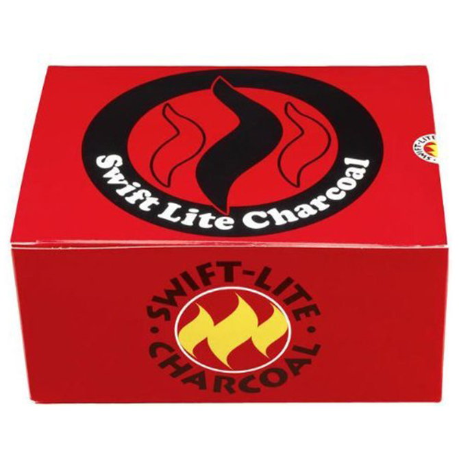 CHARCOAL SWIFT LITE 10 X 40mm