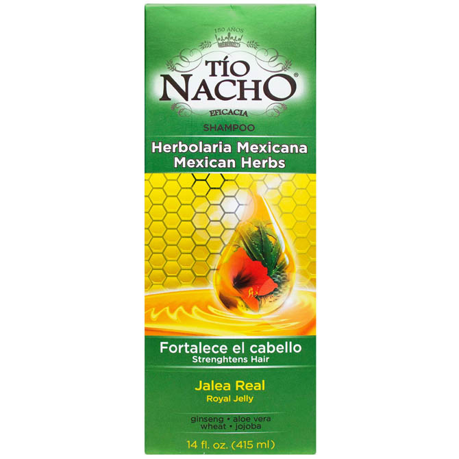 TIO NACHO SHAMPOO HERBAL 14oz