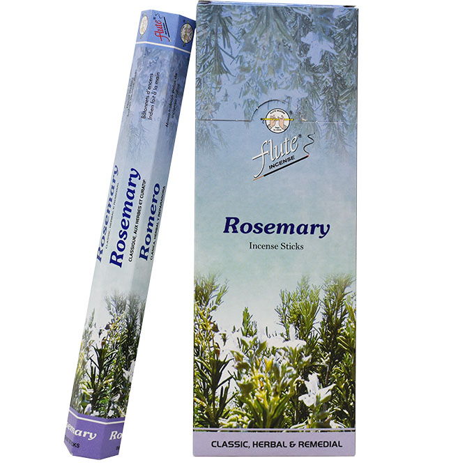 INCENSE ROSEMARY X 6