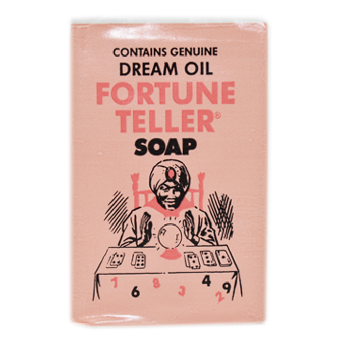 FORTUNE TELLER SOAP 3oz