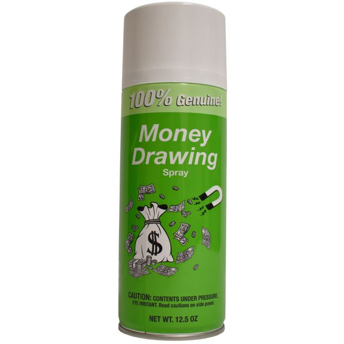 HOUSE BLESSING MONEY DRAWING 12oz