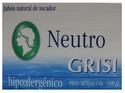 GRISI SOAP NEUTRAL 3.5oz