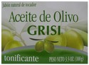 GRISI SOAP OLIVE OIL 3.5oz