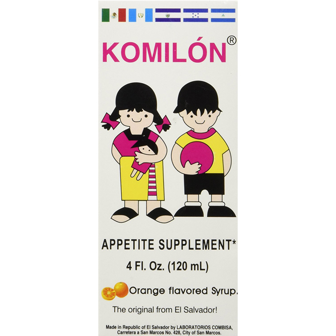 KOMILON DIETARY SUPPLEMENT 4oz