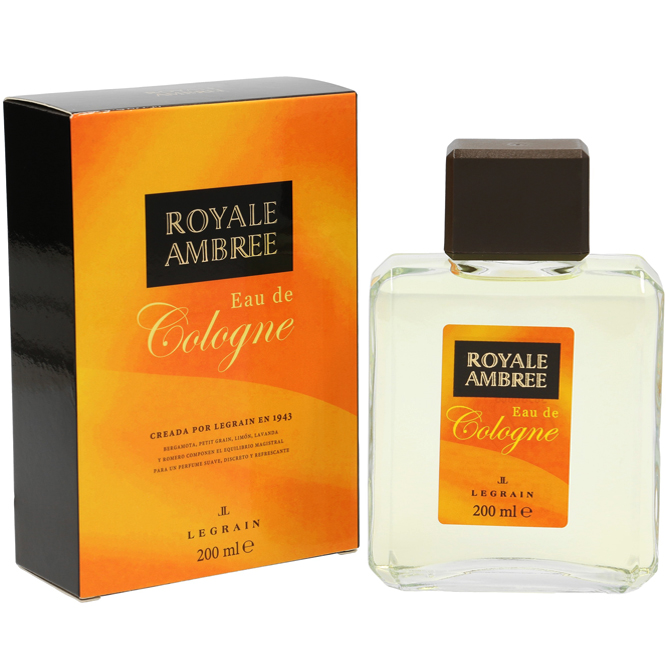 ROYALE AMBREE COLOGNE 200ml