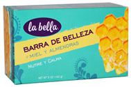 LA BELLA SOAP ALMOND & HONEY 142gr