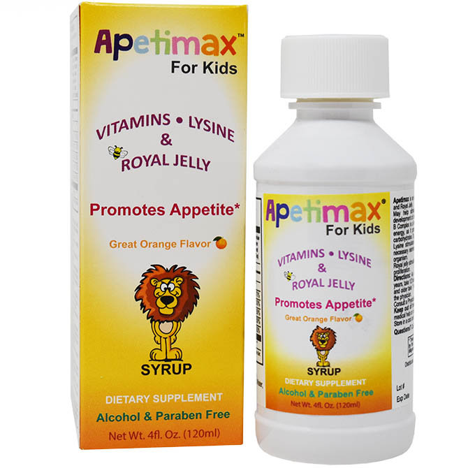 APETIMAX CHILDREN ELP 4oz