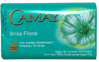 CAMAY SOAP FLORAL BREEZE 150gr