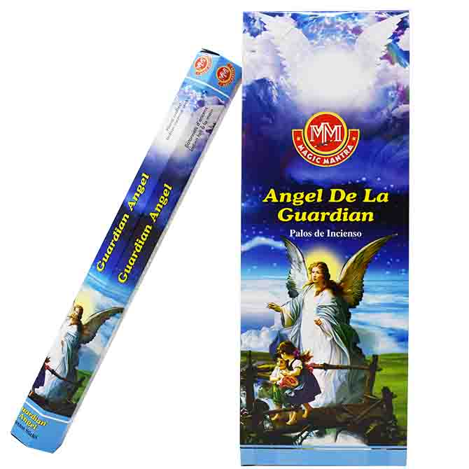 INCENSE GUARDIAN ANGEL X 6