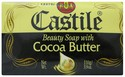 CASTILE SOAP WITH COCOA BUTTER 110gr
