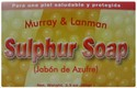 M&L SOAP SULFUR 95gr