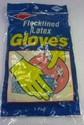 E GLOVES LATEX L