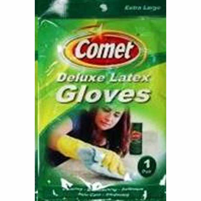 E GLOVES LATEX M