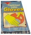 E GLOVES LATEX S