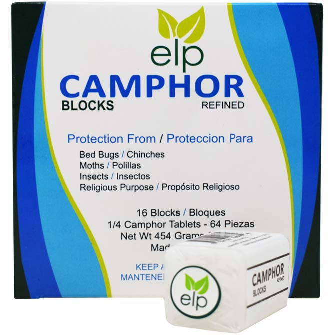 ASPI-CARE CAMPHOR 4 PCS/16