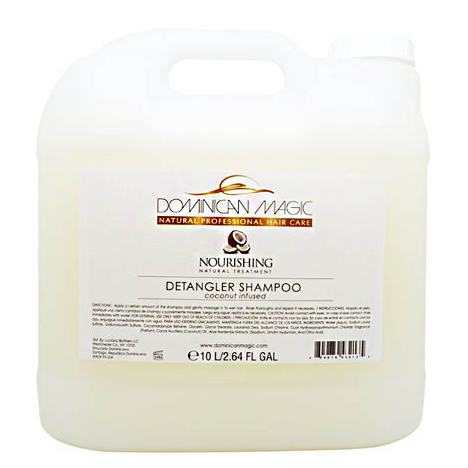 DOMINICAN MAGIC COCONUT SHAMPOO JUMBO