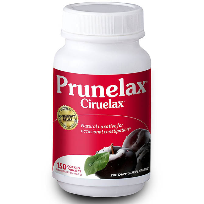 PRUNELAX TABLETS 150'S
