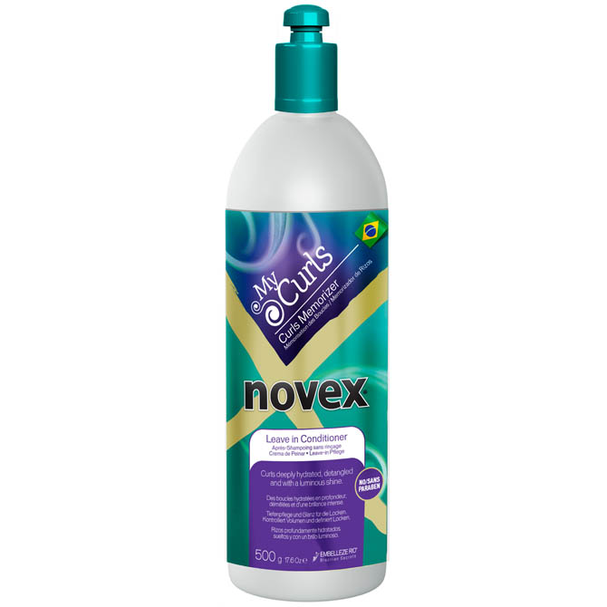 NOVEX MY CURLS MEMORIZER LEAVE-IN 17oz