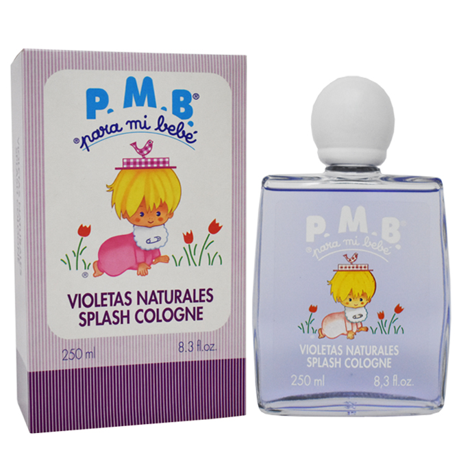 PMB COLOGNE VIOLET IN BOX 8.3oz
