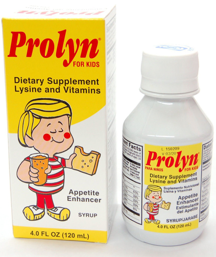 PROLYN FOR KIDS 4oz