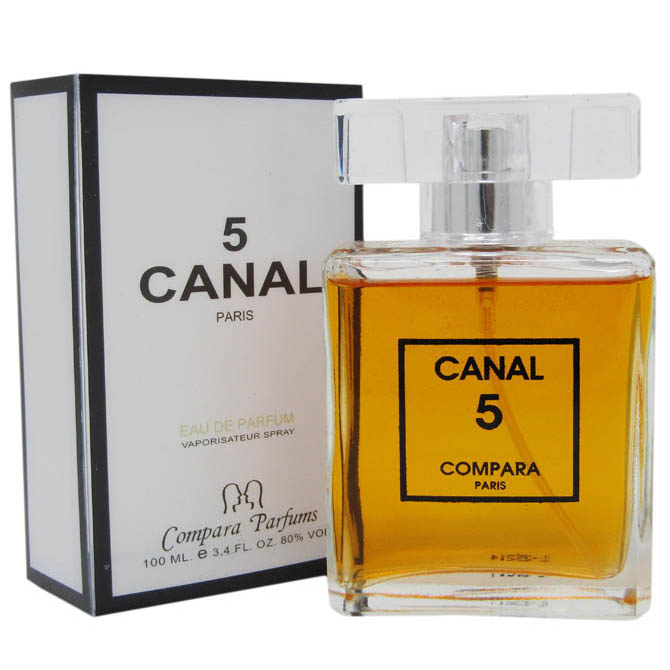 CANAL 5 BY COMPARA EDP 100ML