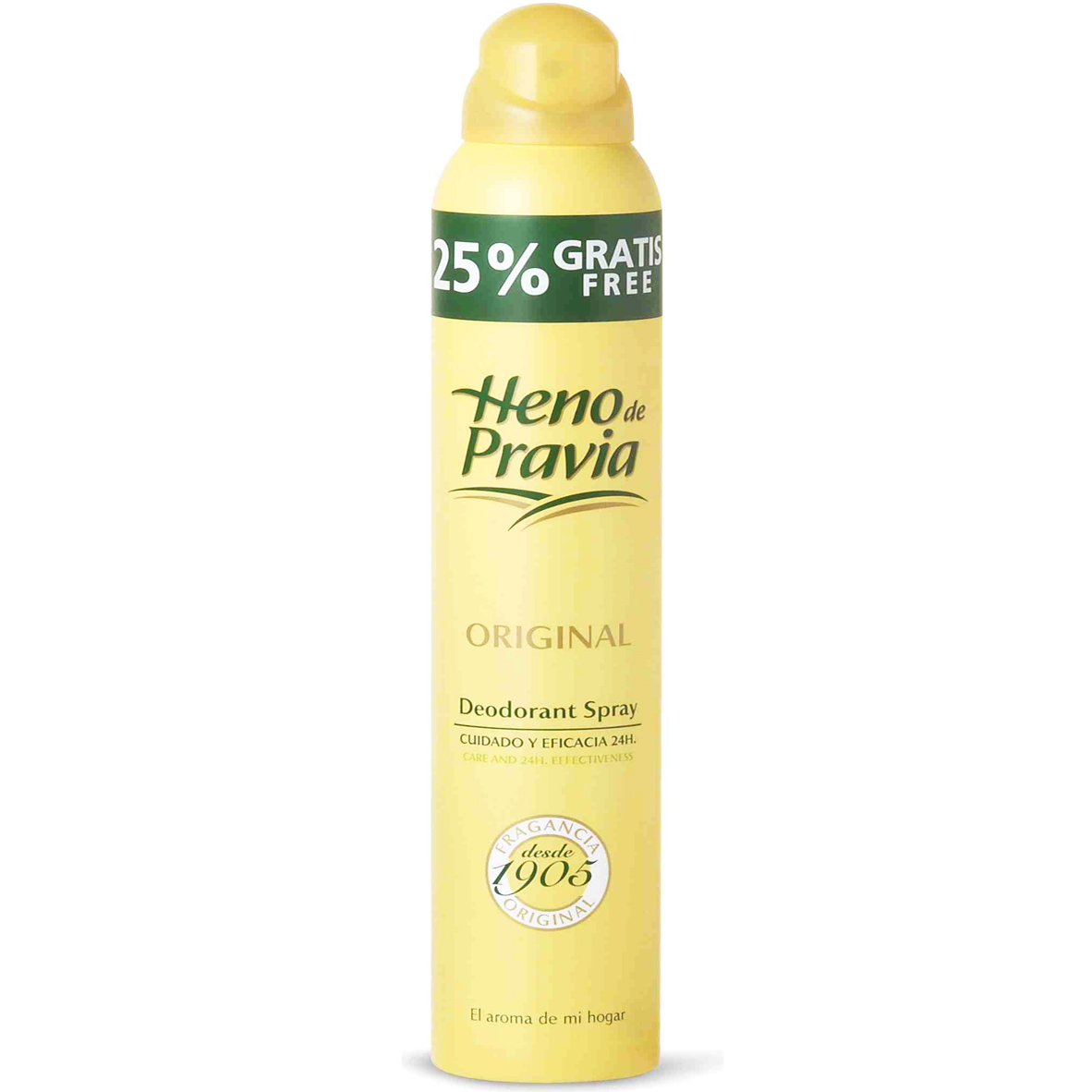 HENO DE PRAVIA DEODORANT SPRAY 250ml