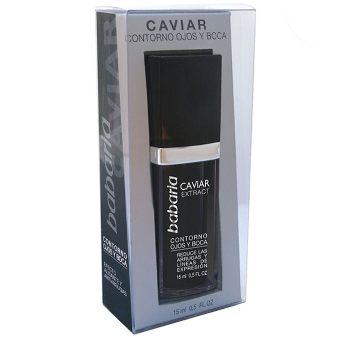 BABARIA CAVIAR EXTRACT FACE CREAM 15ml